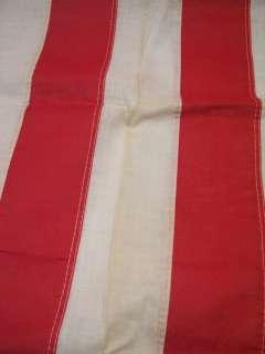 VINTAGE 48 STAR SEWN STRIPE US FLAG WWI ERA AMERICAN USA UNITED STATES