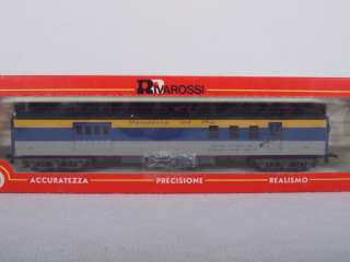 Rivarossi 2837/0 HO Passenger Car Chesapeake & Ohio C&O #114
