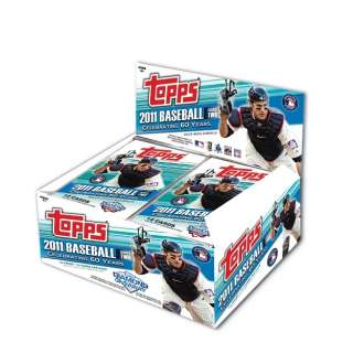 2011 Topps Series 2 Baseball Factory Sealed Box NEW
