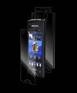 IPG Sony Ericsson Xperia RAY Invisible Shield FULL BODY Protector