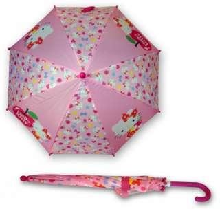 Hello Kitty School Rain Brolly Umbrella Brand New Gift 5203199048630