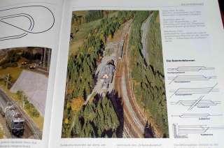 Eisenbahn*Modellanlage*selber bauen*gutes 1a Fachwissen