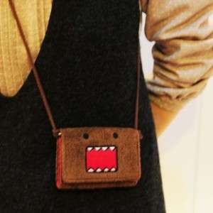 Domo Kun Wallet Red from South Korea String Wallet