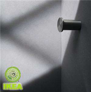 IKEA Wall Hanger Knob Hook Stainless Steel design