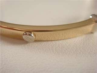 14 K Gold Bracelet Yellow & White Gold 7 1/2 in. 11.4 g