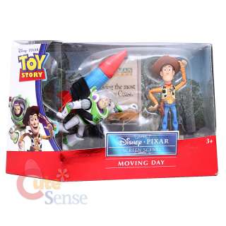 Toy Story Buzz & Woody Exclusive Action Figure 2Pack  Moving Day
