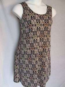 Travel Knit Dress #364, BRAND NEW, A Line Tank, Short