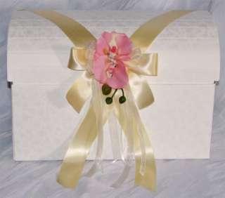 Hochzeit Briefbox Geldgeschenke ORCHIDEE Sparschwein