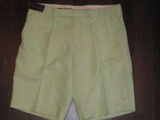 Mens Polo Ralph Lauren Oxford Flat Front Shorts NWT