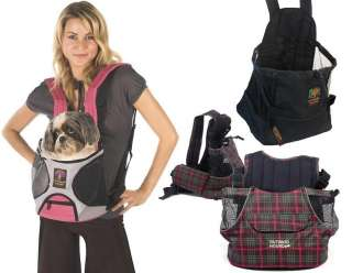 PET A ROO FRONT CARRIER Pack Dog Tote All Outward Hound