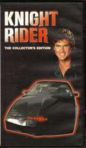 VHS   Knight Rider The Collectors Edition (1983) *2 Episodes*