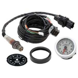 AEM Induction 30 5130 Gauge; Air/Fuel Ratio, Analog Wideband w/Blk