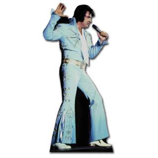 ELVIS PRESLEY LAS VEGAS LIFESIZE CARDBOARD CUT OUT