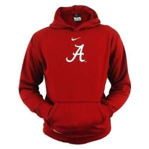 Alabama Crimson Tide Youth Therma Fit Pullover Hood