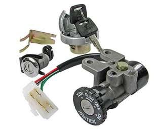 Pulse Scout BT49QT 9 50cc Ignition Lock Set & Keys