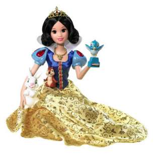 Mattel Disney Princess Musical Snow White & Friends Doll Toy Window