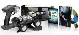 COFFRET PRESTIGE CALL OF DUTY BLACK OPS XBOX 360 NEUF