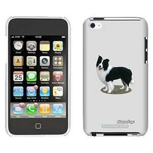 com Border Collie on iPod Touch 4 Gumdrop Air Shell Case Electronics