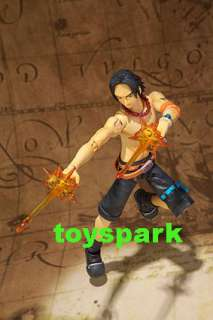 S.H. Figuarts One Piece PORTGAS D ACE action figure shf
