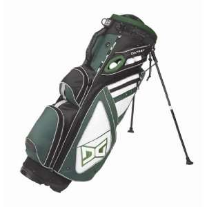 Datrek 2012 Sabre Golf Stand Bag (Hunter): Sports & Outdoors