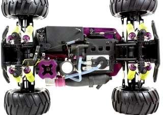 RC Car Nitro/Petrol Monster Truck Radio/Remote Control Model 1/10 RTR