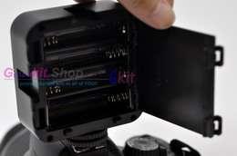 64pcs LED Light Flash for Canon 5D MKII, 7D, 550D, 60D