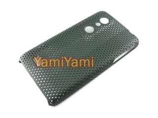 LG Optimus 3D P920 Plastic Hole Skin Protector Case Cover Guard