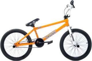 New Raleigh Burner Grief BMX Freestyle 20 Bike Orange Age 6 10