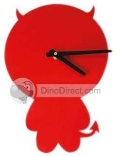 Wholesale Cartoon Wood Wall Clock   DinoDirect