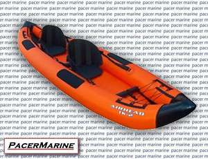 WETLINE AIRHEAD 2 PERSON INFLATABLE KAYAK. CANOE BOAT.