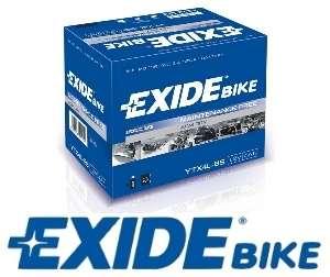 BATTERIA MOTO EXIDE YTX4L BS AGM Dry (carica secca)