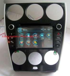 DIN DVD, GPS, RADIO, USB, SD PARA MAZDA 6