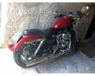 Harley Davidson 883 Sportster   Cambio con a Villapiana