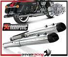 Terminali Scarichi Akrapovic Harley Davidson FLTRX Road Glide Custom
