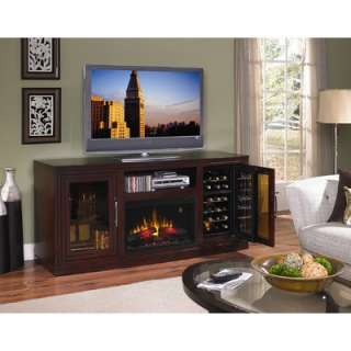 Classic Flame Baxter Electric Fireplace in Empire Cherry   26MTF2322