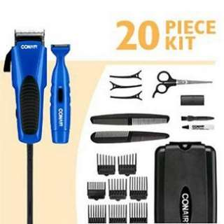 Conair C 20 piece Combo Haircut Kit in Womens Shavers  JR