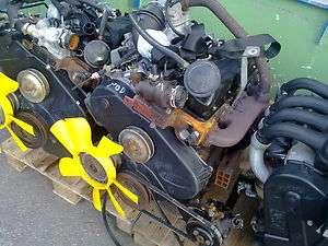 MOTOR COMPLETO FORD TRANSIT 2.5D