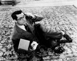 CARY GRANT 8x10 PICTURE FILM ACTOR IN GLASSES PHOTO