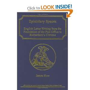to Richardsons Clarissa (Studies in Early Modern English Literature