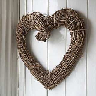 large twig heart by live laugh love
