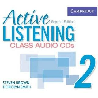 Class Audio CDs (9780521678230) Steve Brown, Dorolyn Smith Books