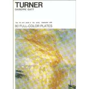 Turner , Joseph Mallord William Turner: Books