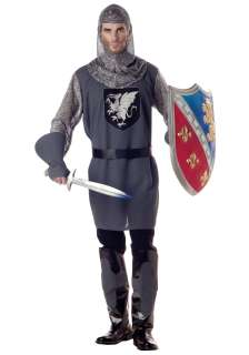 Adult Renaissance Costumes Male Costumes Adult Valiant Knight Costume