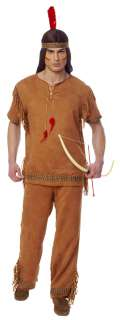 American Indian Warrior Costume   Native American Indian Costumes