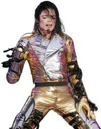 Michael Jackson World History Tour Costume Pants   Authentic Michael