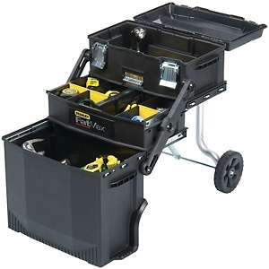 Stanley 4 in 1 FatMax Mobile Work Station