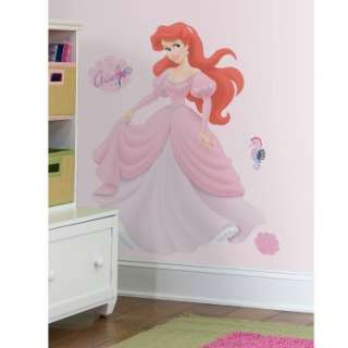 Halloween Costumes Disney Ariel Giant Peel and Stick Wall Decals