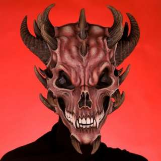 Devil Skull Mask   Costumes, 20768