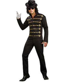 Adult Michael Jackson Military Printed Jacket  Wholesale TV Halloween