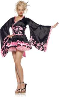 Cherry Blossom Geisha (Adult Costume)